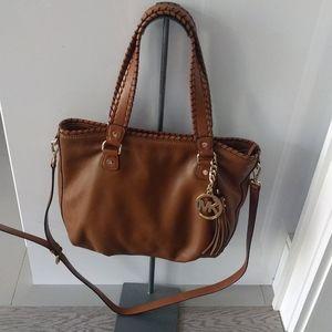 Beautiful brown bag my Michael Kors🍀🍀🍀